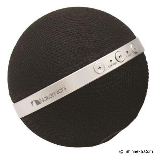 NAKAMICHI Bluetooth Speaker [NBS 10] - Black - Speaker Bluetooth & Wireless